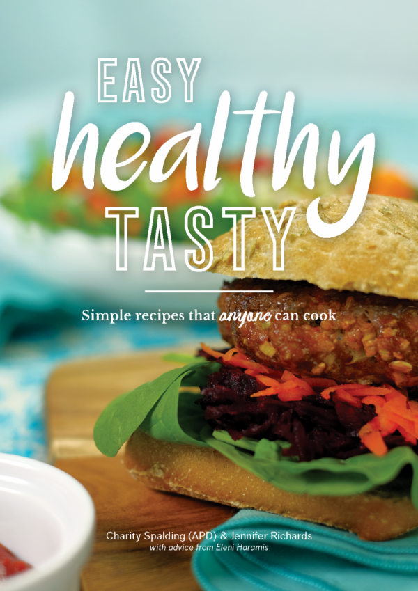 Easy Healthy Tasty (paperback)