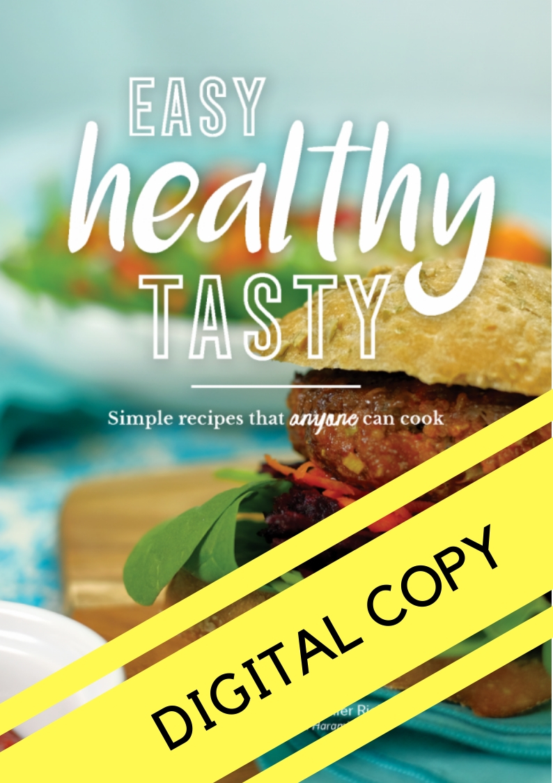Easy Healthy Tasty Digital Download